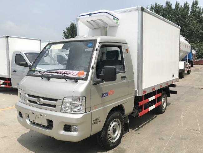 (厢长2.6米)福田驭菱冷藏车