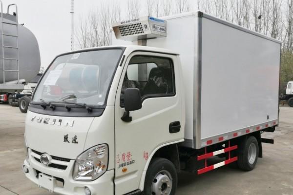 (厢长3.2-3.6米)跃进小福星冷藏车