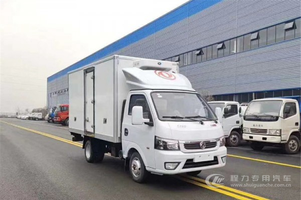 国六·东风途逸(厢长3.3米)冷藏车