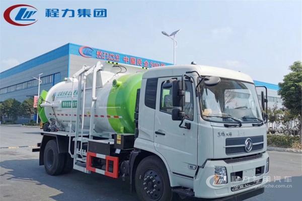 国六【11方】东风天锦 餐厨垃圾车
